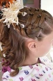 Peinados Para Pajecitas