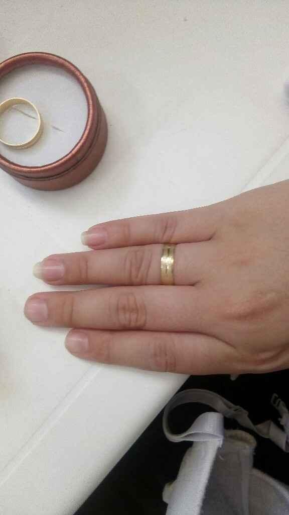 Chicas ya me llegaron los anillos!!! 😍💖💍 - 3