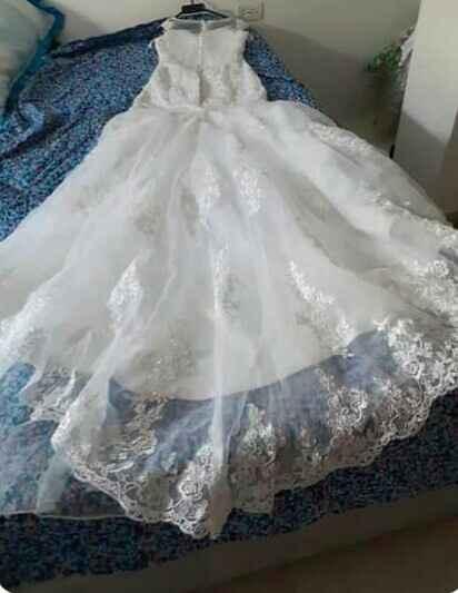 😱😍chicas ya pronto me llega mi vestido por fin conseguí mi vestido de ensueño!!😱😍 - 2