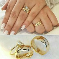 anillos clasicos