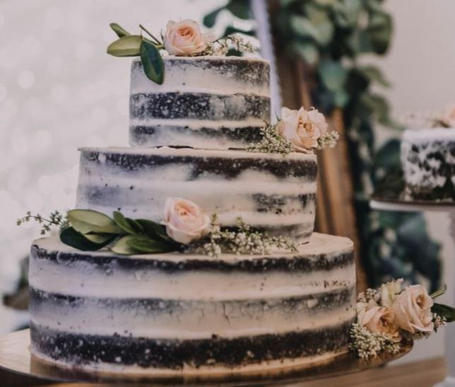 Torta Frutal o Floral 😍 7