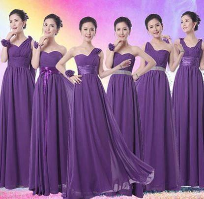 Vestidos para damas de Honor 2