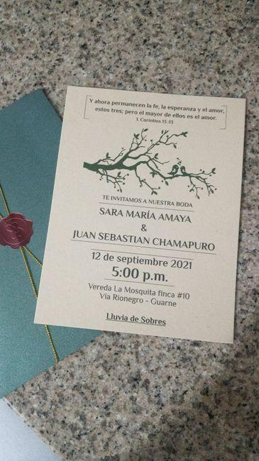 invitaciones 2