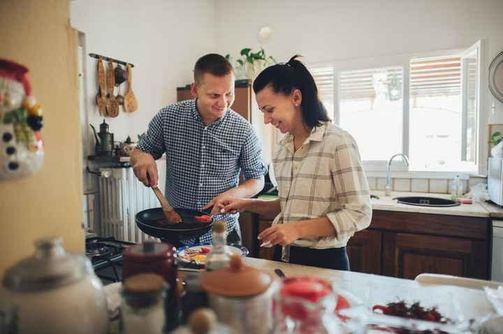 ¿Quién de los dos cocina mejor? - 1