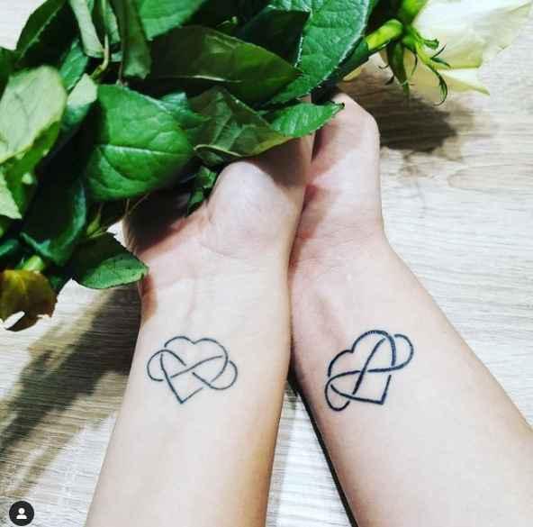 Los 5 tatuajes para parejas enamoradas más lindos de Instagram - 3