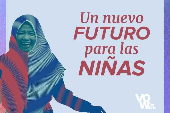 1, 2 - STOP ✋ En el Día Internacional de la Niña, ¡Basta de matrimonio infantil! - 1