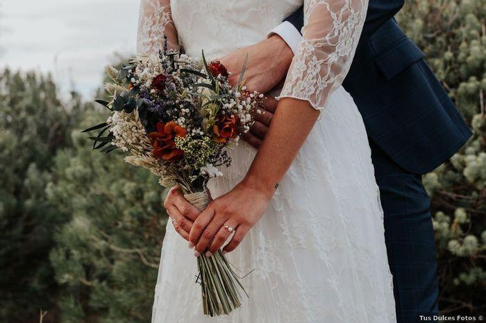 ¿Te gusta este RAMO para tu matrimonio? 2
