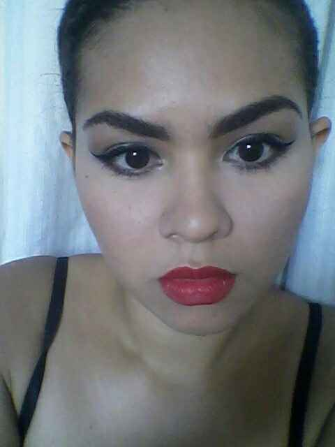 Maquillaje opcion 2 y 3 - 7