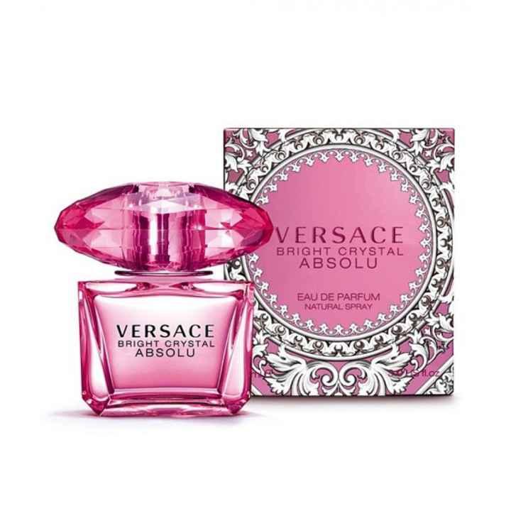 Bright Crystal Absolutismos de Versace