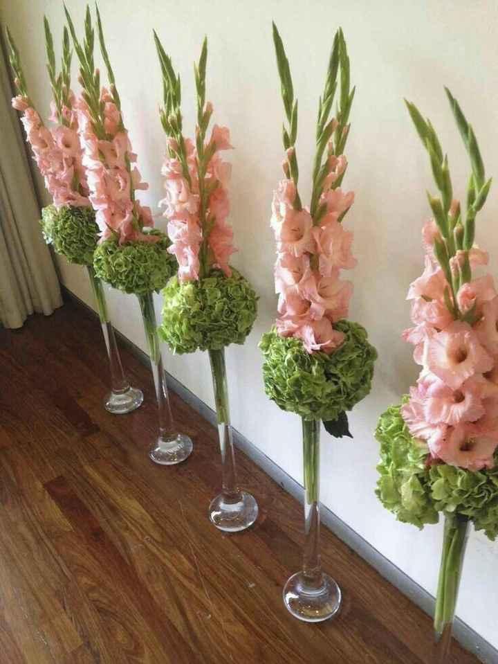 Inspiración flores color rosado - 3