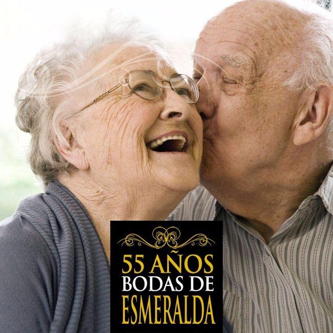 55 años