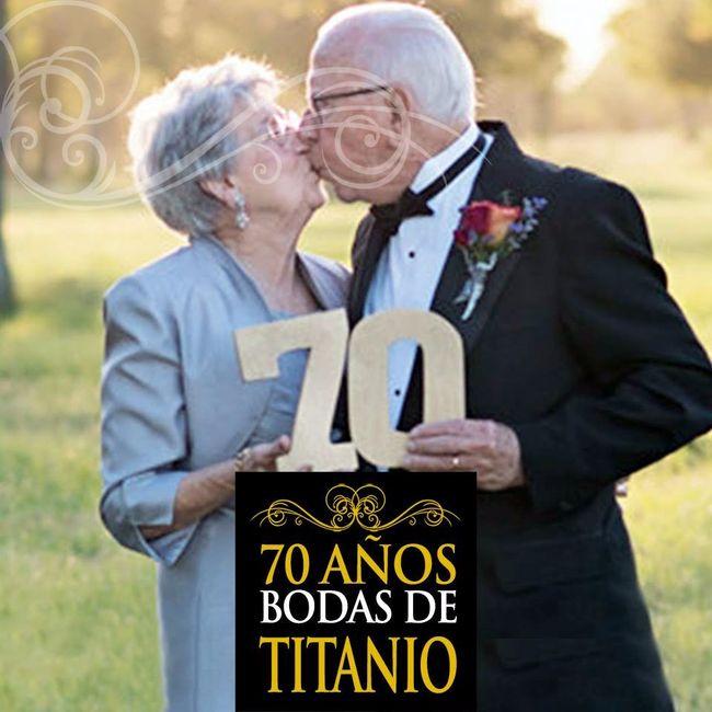 70 años