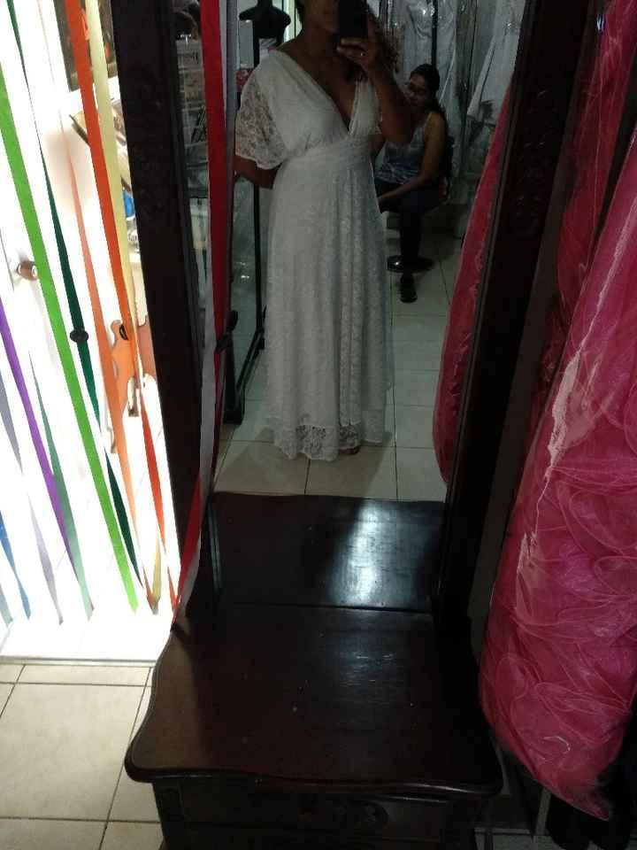 Cómo son o serán sus vestido de novia????? - 2