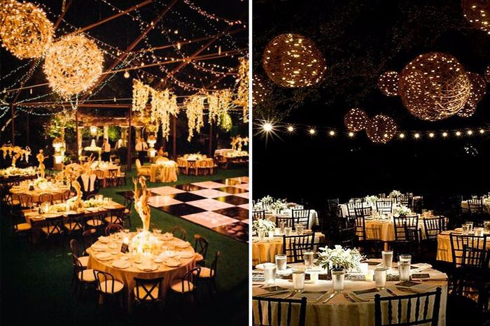 Ideas de iluminaci n vintage para boda for Ideas de iluminacion