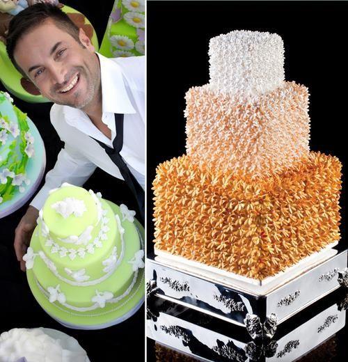 Renato Cake Design Ricette : Ponque de boda con el tema del matrimonio: ?una delicia de ...