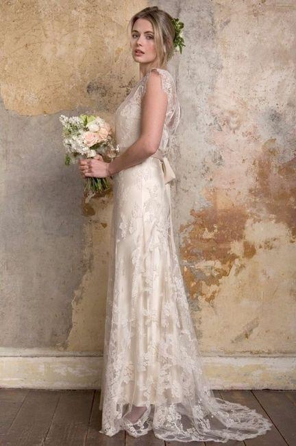 4c2b38952299 Vestidos boda estilo shabby chic