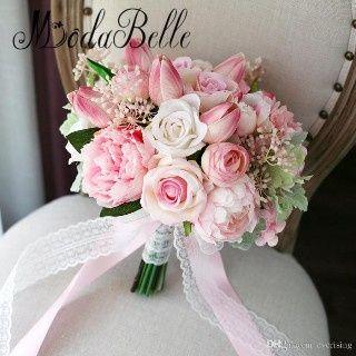 ¿Cómo quieren su bouquet de novia? 3