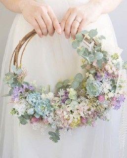 ¿Cómo quieren su bouquet de novia? 4