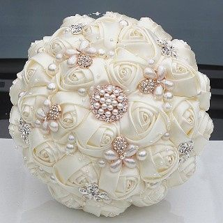 ¿Cómo quieren su bouquet de novia? 5