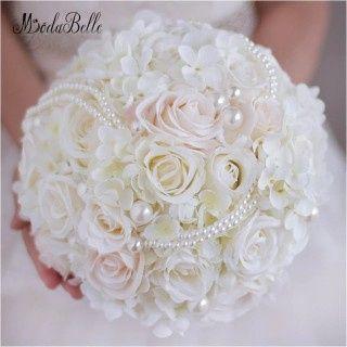 ¿Cómo quieren su bouquet de novia? 6