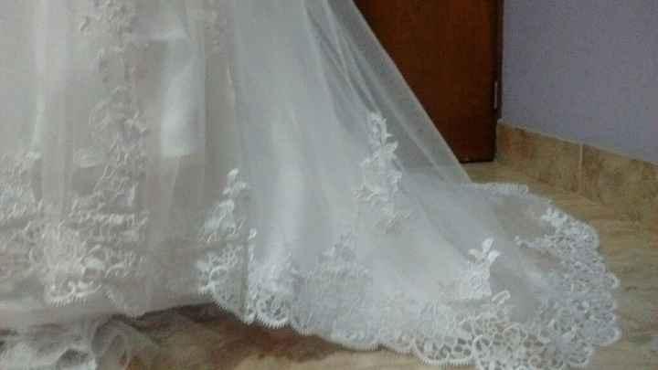 ¿Comprar el vestido por internet? - 1