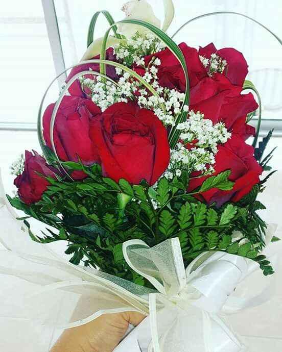 Bouquet de la novia - 1