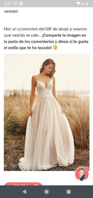 Descubre tu vestido... 23