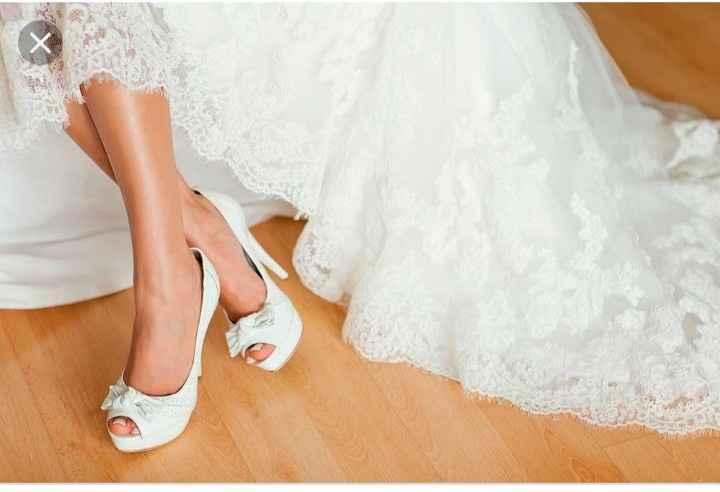 Tips para elegir los zapatos de novia - 2