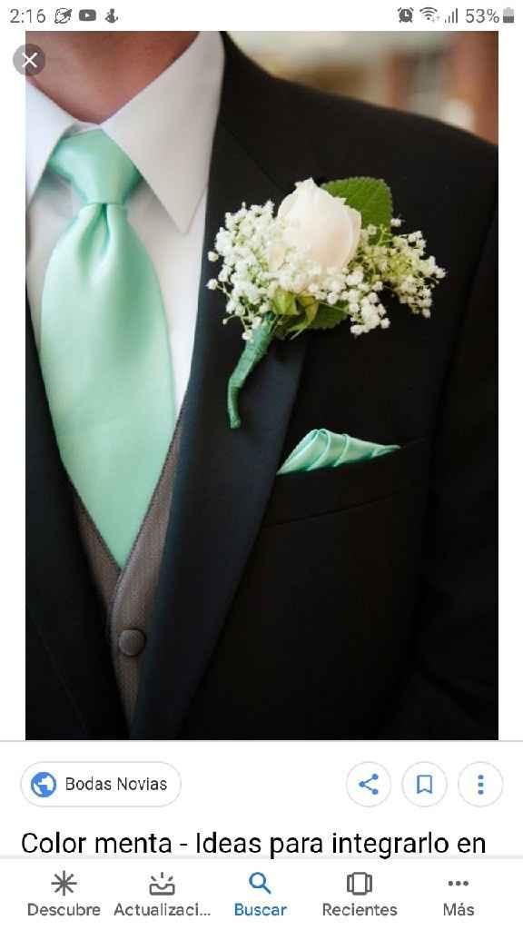 ¿De qué color va a ser tu matrimonio? Completa la frase... - 1