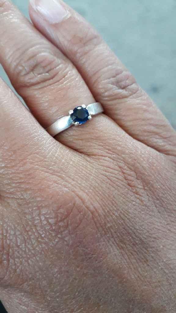 ¿Usas tu anillo de compromiso todos los días? - 1