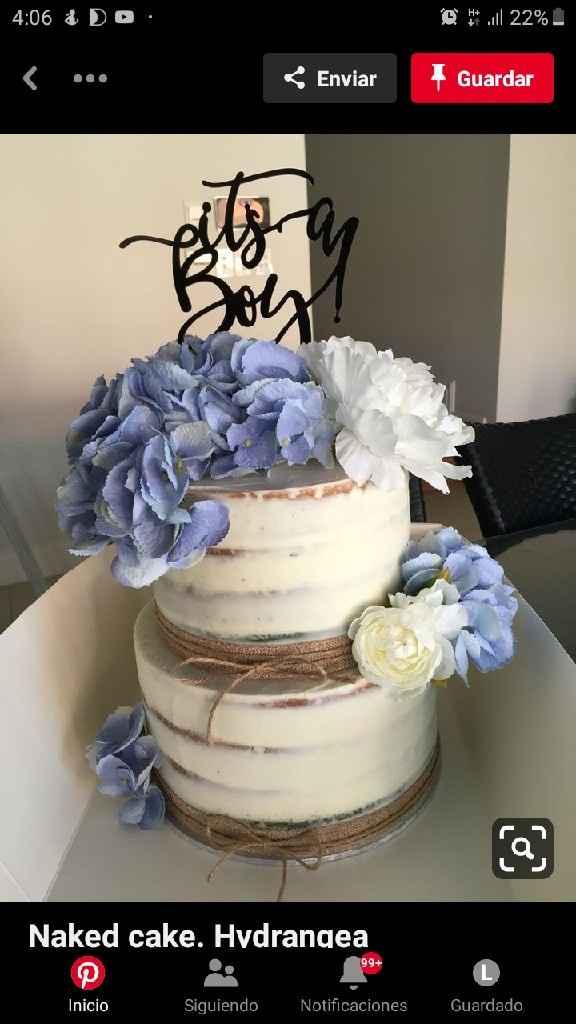 Naked Cakes 🍰 ¿Tendrás una de estas delicias? - 1