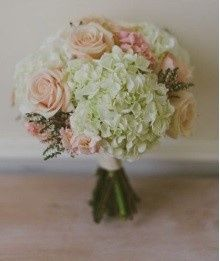 Ramo de novia con hortensias!! 3
