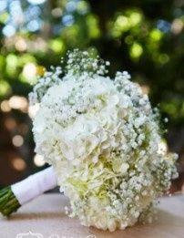 Ramo de novia con hortensias!! 4