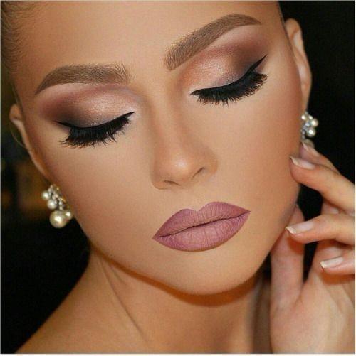 Novia de día vs Novia de noche: El maquillaje 2