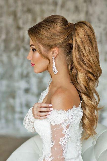 Princesa, sexy o sofisticada: El peinado 3