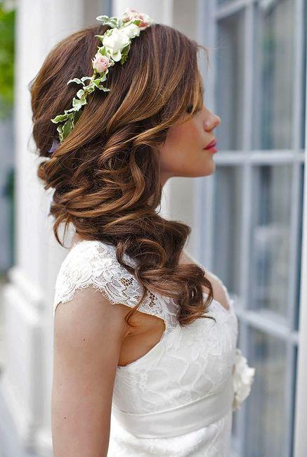 Princesa, sexy o sofisticada: El peinado 2