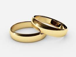 Argollas de matrimonio: ¿Rebelde o angelical? 1