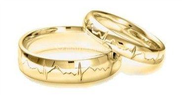 Argollas de matrimonio: ¿Rebelde o angelical? 2