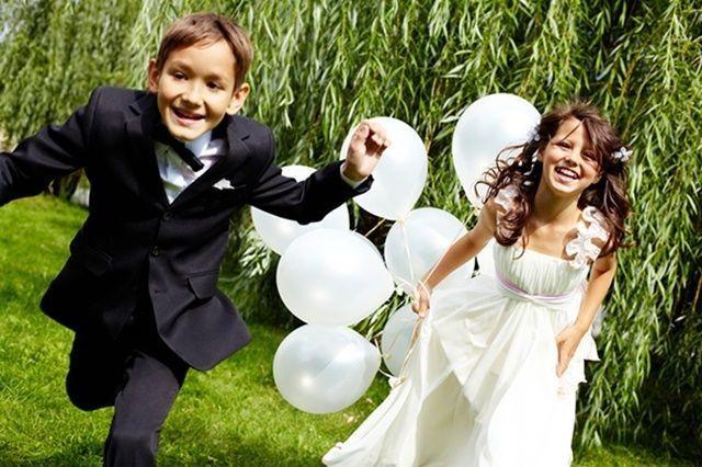 ¿Van a ir niños a tu matrimonio? 1