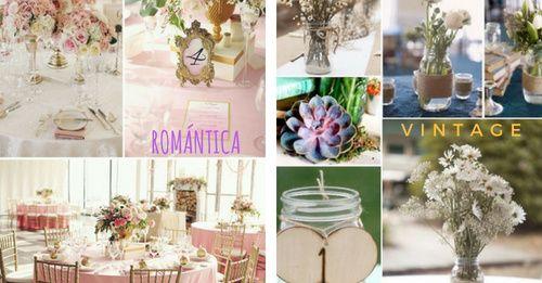 Duelo de decoración: ❤️ ¿Romántica o Vintage? 🍂 1