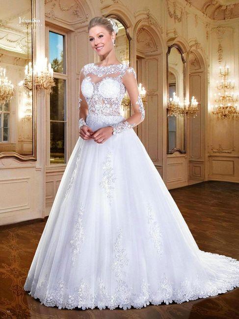 Agüeros de matrimonio: El vestido blanco 1