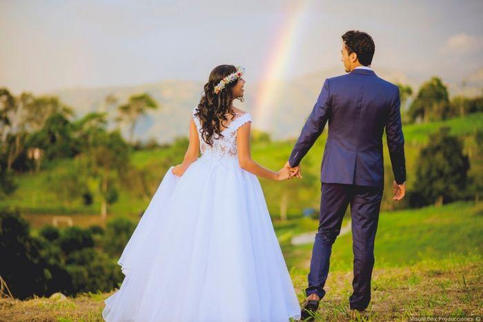 Descubre el color ideal para tu matrimonio 🎨 1