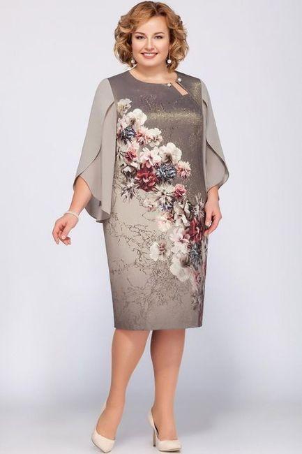 ¿Cuál de estos vestidos le quedaría mejor a tu mamá? 4