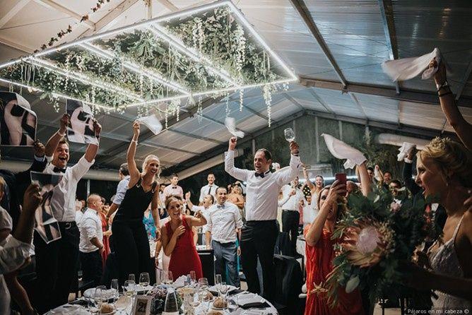¿Cuántos invitados vas a tener en tu Matrimonio? 1