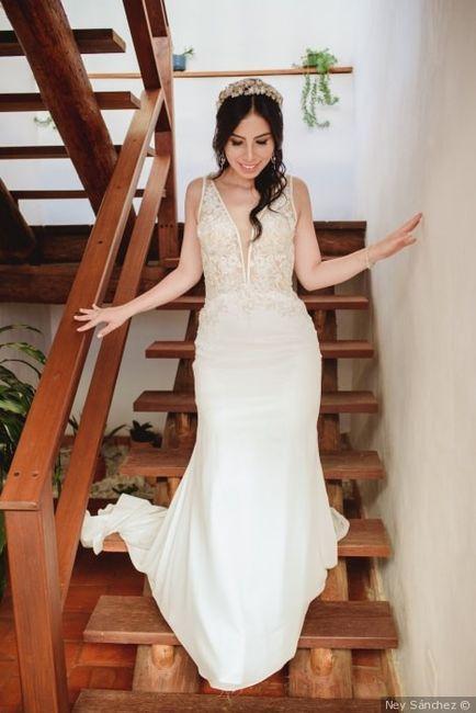 ¡Escoge unos ZAPATOS para este vestido! 👇 1