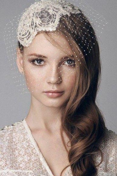 ¿Qué accesorio prefieres para tu look de novia? 2