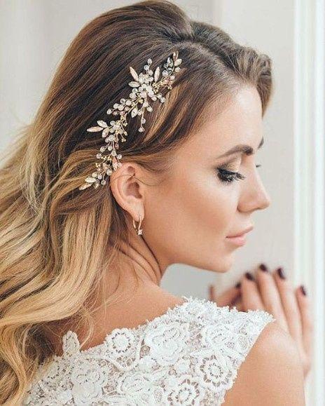 ¿Qué accesorio prefieres para tu look de novia? 4
