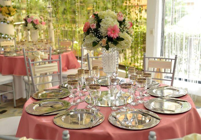 Banquete: ¿Rústico o moderno? 2