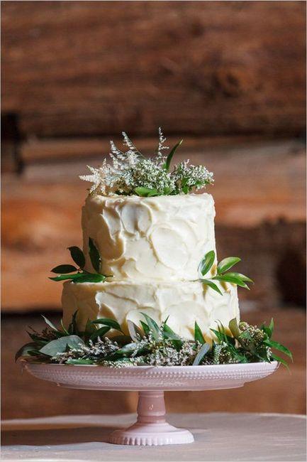 Lo último en tortas de casamiento: ¿A cuál no te podés resistir? 2