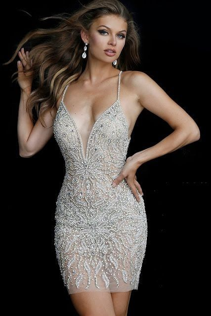 Vestido de cambio: ¿Sexy, sencillo o romántico? 1
